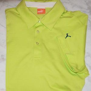 PUMA GOLF POLO Shirt Cool USP Dry Cell 559477